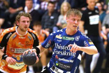 Bjarke Christensen forlænger med Mors-Thy