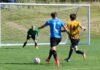 Flot fodboldkamp gav sejr i Skive