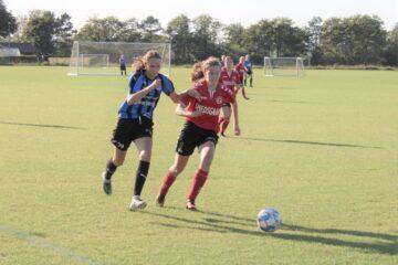 Morsø FC-damerne tordner mod jyllandsserien