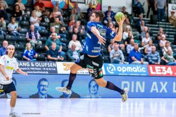 Mors-Thy Håndbold forlænger med Kasper Lindgren
