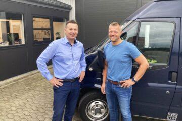 Bila opkøber afdeling i Esbjerg