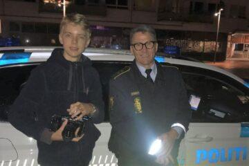 Se Houe Films produktion for politiet her