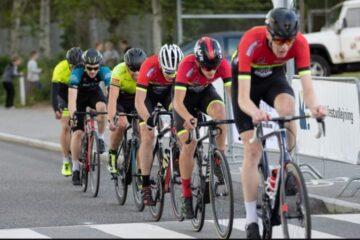 I aften er der cykelløb i Nykøbing