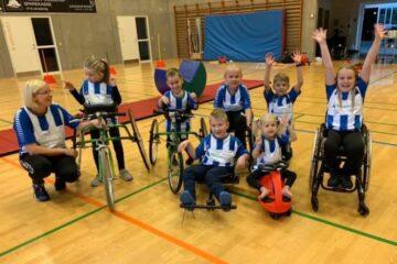 Midtmors ParaSport får handicapprisen