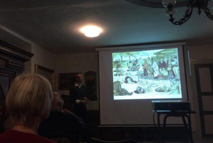 Coronaen tvinger Morsø Folkeuniversitet til aflysninger af foredrag