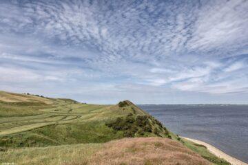 Vulkanudbrud løser 54 millioner år gammel gåde fra Mors
