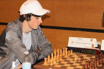 Jesper Thybo skuffede til DM i skak