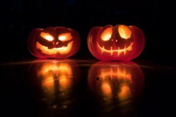 Halloweenprogram med gys