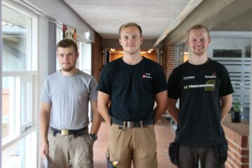 EUC Nordvest har fundet sin skills-vinder for tømrerelever