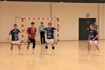 U17-spillere markerede sig stærkt i U19-sejr