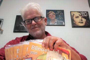 Hjælp med at hjælpe blinde og svagtseende til jul