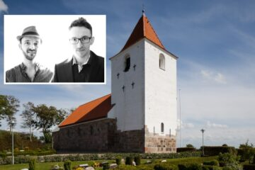 Ørding Kirke redder efteråret for Folk Club Mors