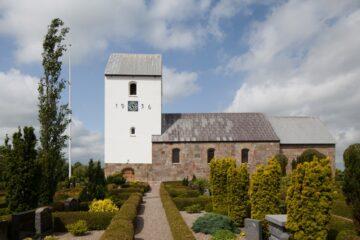 Fuld fart på udviklingen i Redsted Kirke