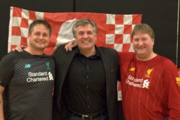 Lokal Liverpool-fan glæder sig til anden halvleg af sit liv