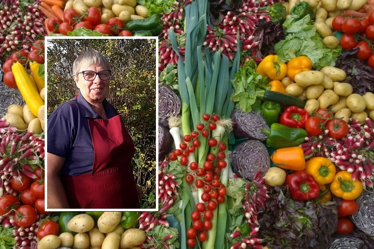 Toves madklumme: grønkålssalsa