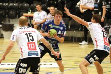Erik Toft og Sander Øverjordet i Norges VM-bruttotrup