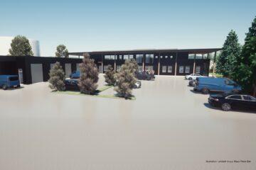 Morsø Forsyning bygger nyt hovedkvarter