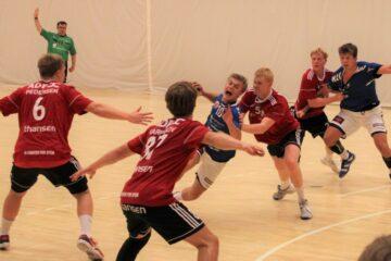 Topscorere for de lokale håndboldhold