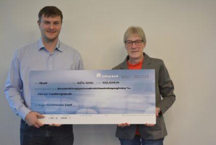 En lille million til Morsø Landbrugsskole