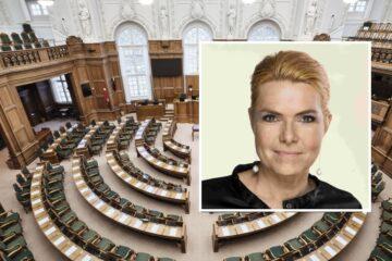 Skal Inger Støjberg for en rigsret?