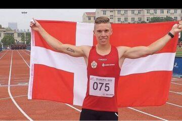 Jonas Lemvig går efter guldet