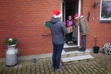 Julehilsen til alle i sognet
