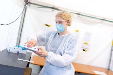 Udsigt til flere PCR-test på Mors