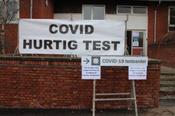 671 testet i Nykøbing – kun to var positive