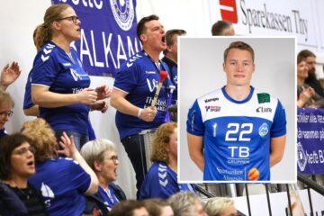 Svensk stregspiller på plads i Mors-Thy
