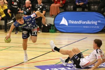 Marcus Midtgaard: – Dejlig følelse at komme i gang