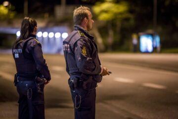 Politiet løb narkohandler op