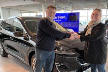 Ford vil kickstarte den lokale handel