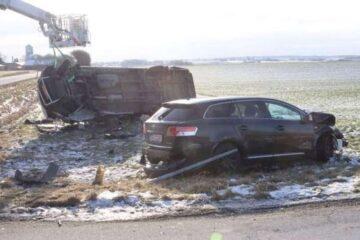 36-årig thybo dræbt i ulykke på Vestmorsvej