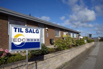 Lokale ejendomsmæglere: – Der er gang i salget