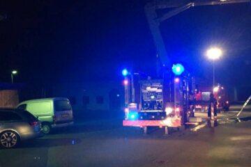 Brand på Kunststof-Kemi: – Vores folk kæmpede en brav kamp for at holde det nede