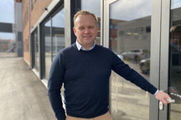 Ny salgsleder hos Frovin Vinduer & Døre