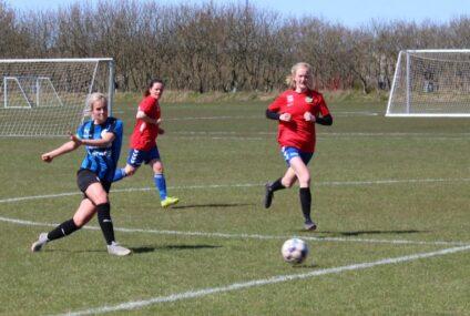 Nu mangler Morsø FC-damerne kun at vinde en fodboldkamp