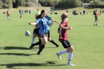 Store klø til Morsø FC-damerne