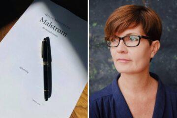 Lokal krimiforfatter klar med opfølger til debutroman