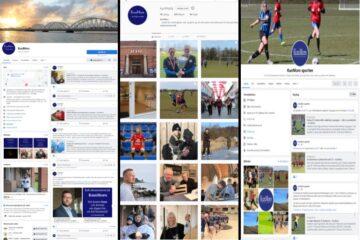 Følg KunMors på sociale medier