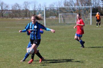 Morsø FC-damerne sluttede med 5-1