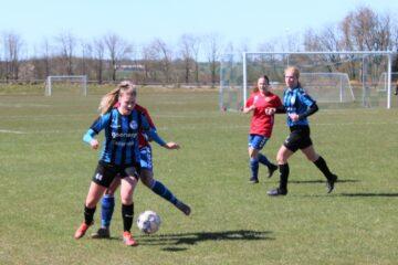 Årets første sejr til Morsø FC-damerne
