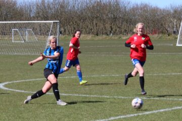Nu ligner det nedrykning for Morsø FC-damerne