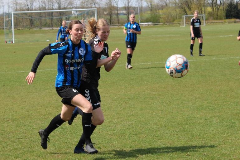 Hidtil bedste fra Morsø FC-damerne