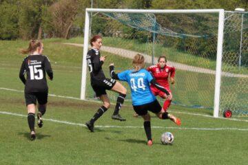 Sofie Tonsgaard stikker af på topscorerlisten