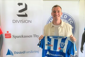 Jeppe Svenningsen: – Derfor valgte jeg Thisted FC