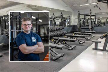 Travlhed i nyt fitnesscenter