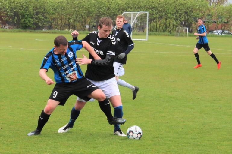 Morsø FC rejste sig i første forsøg