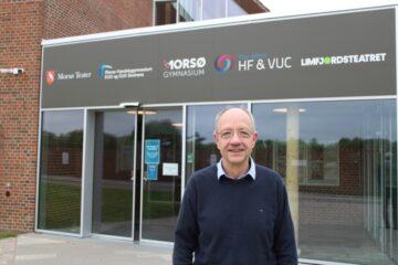 Rektor Kurt Sonne Thomsens dimissionstale 2021