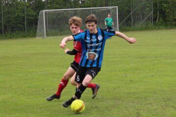 Morsø FC er tæt på divisionsholdene i pokalturneringen